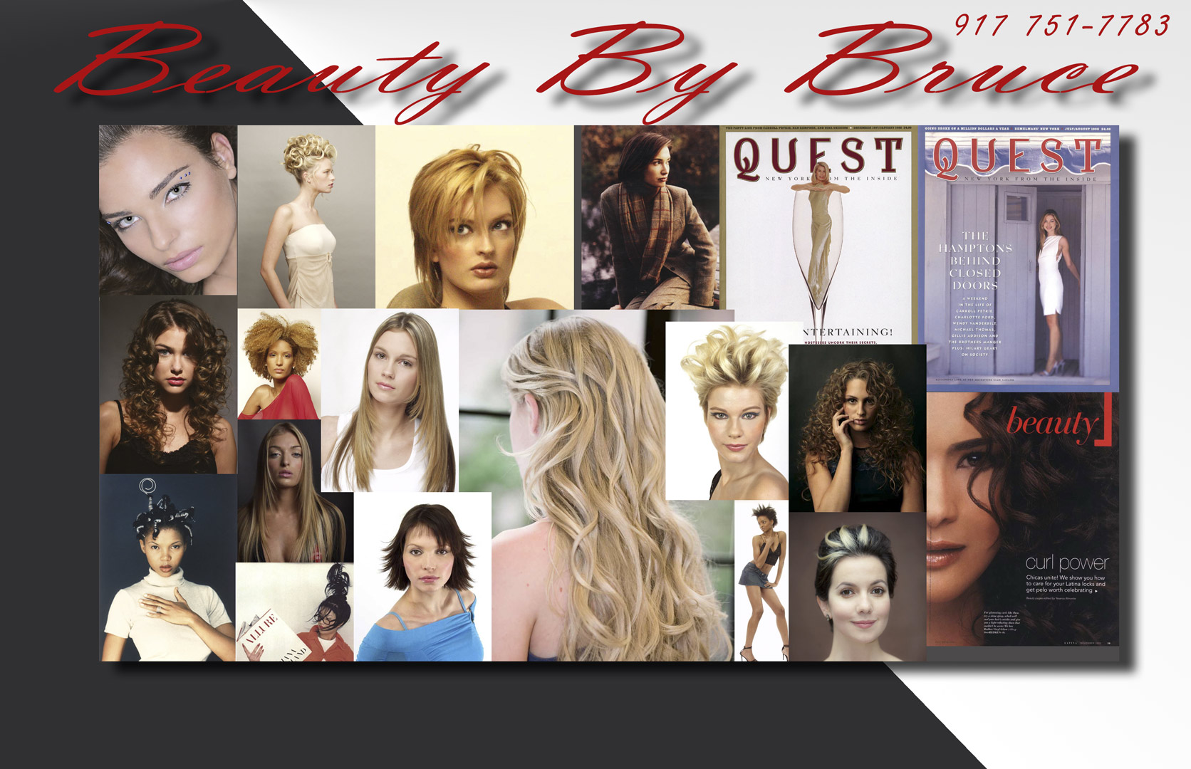 Beauty by Bruce Collage